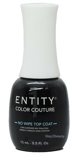 Entity One Color Couture Soak Off LED/UV No Wipe Top Coat - .5oz