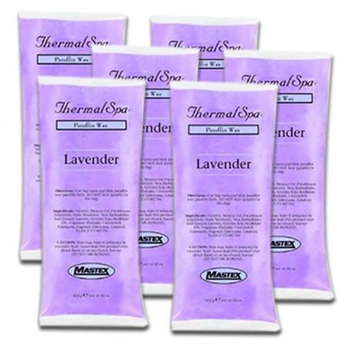 Thermal Spa Paraffin Wax Refill Lavender -  6 lbs
