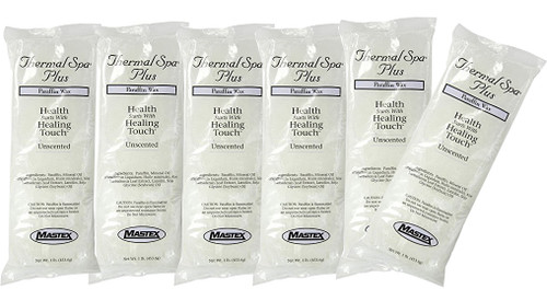 Thermal Spa Paraffin Wax Refill Unscented -  6 lbs