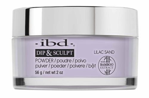 ibd Dip & Sculpt Lilac Sand - 2 oz