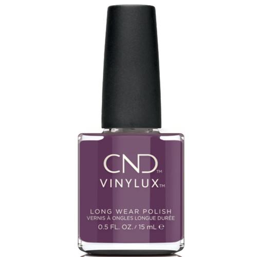 CND Vinylux Nail Polish Verbena Velvet # 388 - 15 mL / 0.5 fl. oz