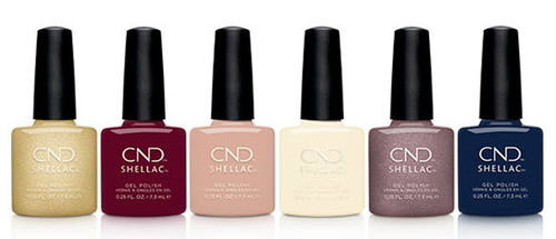 CND Shellac Gel Polish Holiday 2021 Party Ready - Open Stock