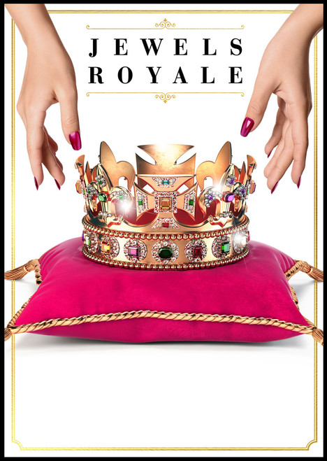 China Glaze Nail Polish Jewels Royal  2021 Holiday Collection - Open Stock