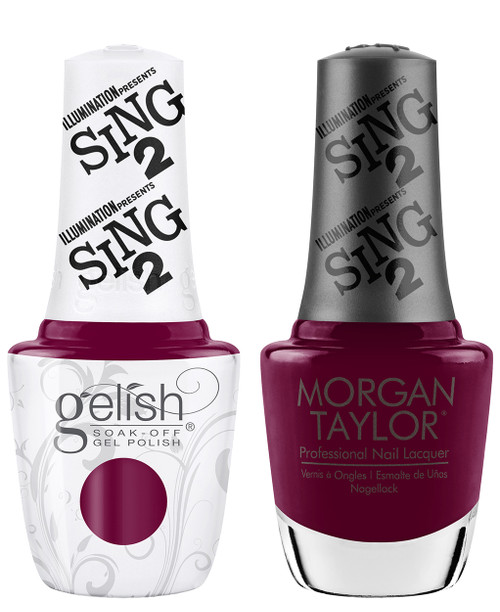 Gelish Two of a Kind It's Showtime! - .5 Oz / 15 mL