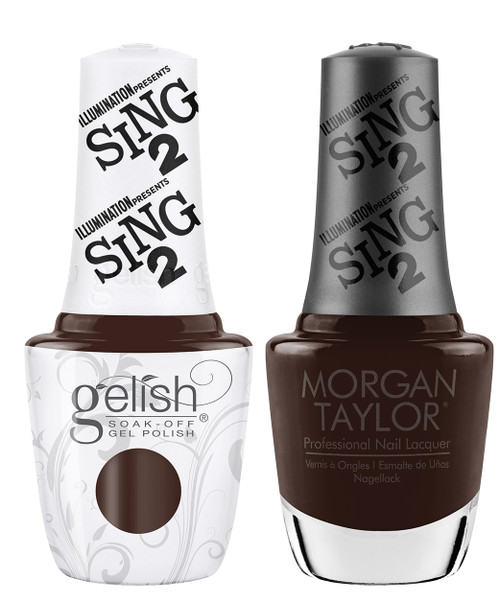 Gelish Two of a Kind Ready To Work It - .5 Oz / 15 mL