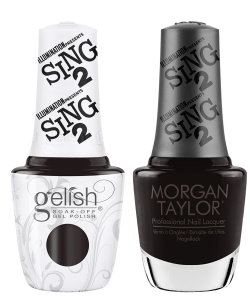 Gelish Two of a Kind Front Of House Glam - .5 Oz / 15 mL