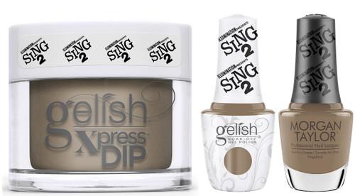 Gelish Trio Set Shake It Til You Make It (Gel + Dip + Lacquer)