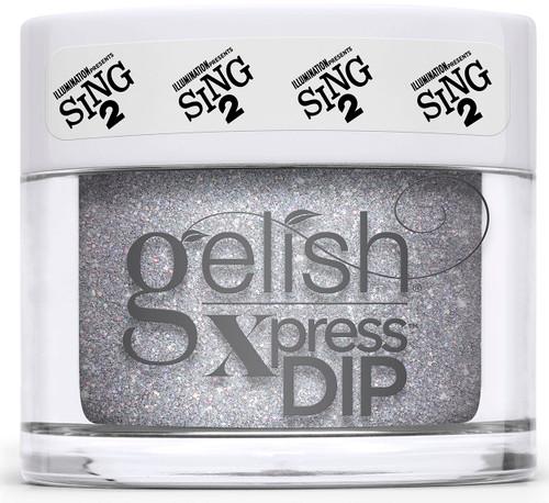 Gelish Xpress Dip Coming Up Crystal - 1.5 oz / 43 g