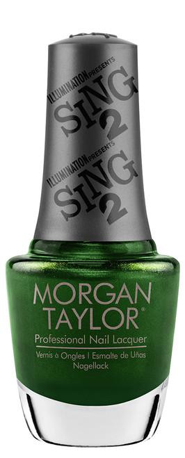 Morgan Taylor Nail Lacquer Miss Crawly Chic - 0.5oz