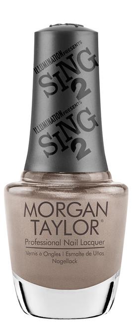 Morgan Taylor Nail Lacquer All Eyes On Me - 0.5oz