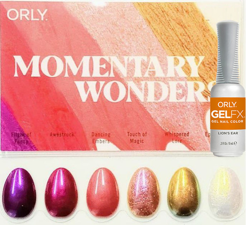 Orly Gel FX Momentary Wonders Holiday 2021 Collection - Open Stock