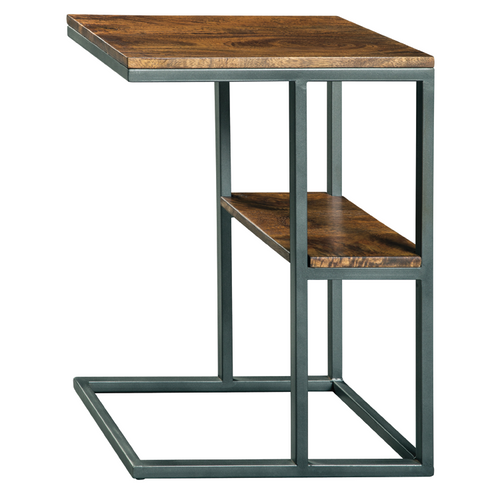 Ashley A4000049 Forestmin Side Table Natural-Black