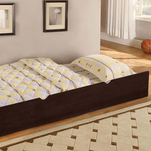 Furniture of America CM-TR452-EXP Omnus Trundle Dark Walnut