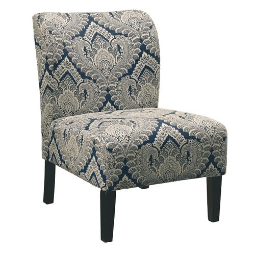 Ashley 5330360 Honnally Armless Chair Blue-Gray