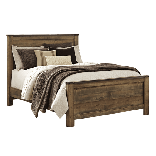 Ashley B446-54-57-96 Trinell Queen Panel Bed Brown