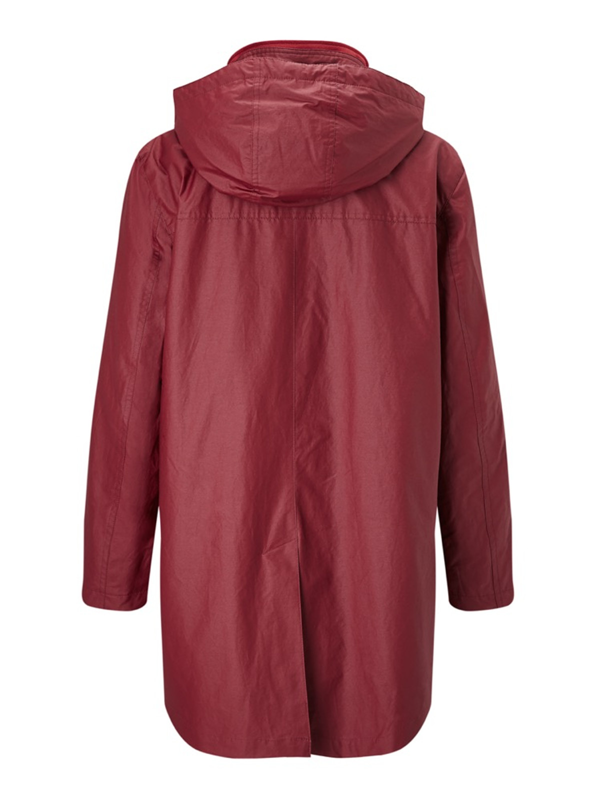 Wax Jacket, Cherry