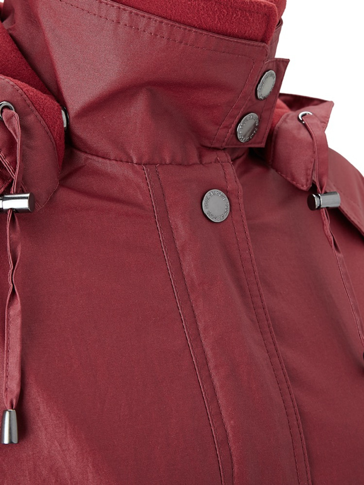 Wax Coat, Cherry