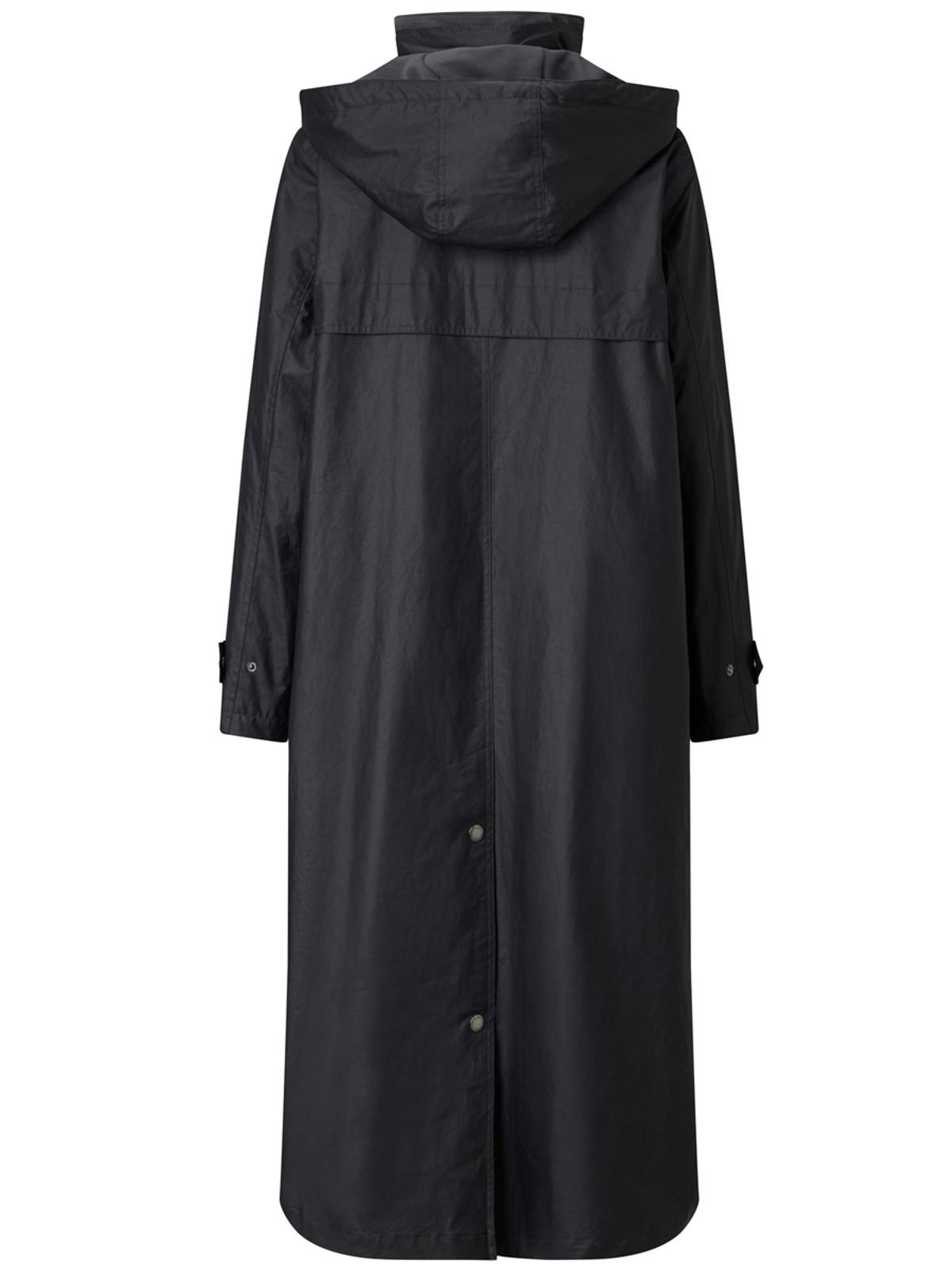 Wax Coat, Anthracite