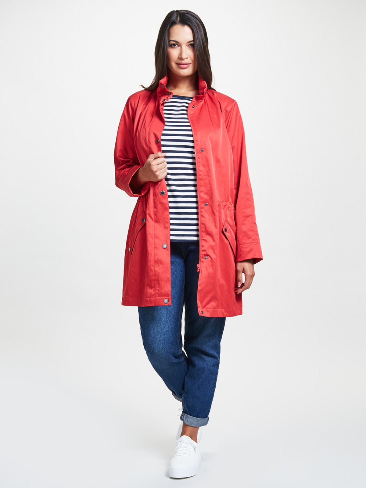 Parka, Red