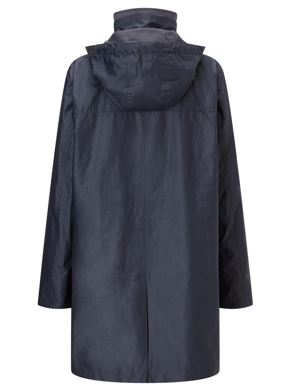 Wax Jacket, Black Tulip