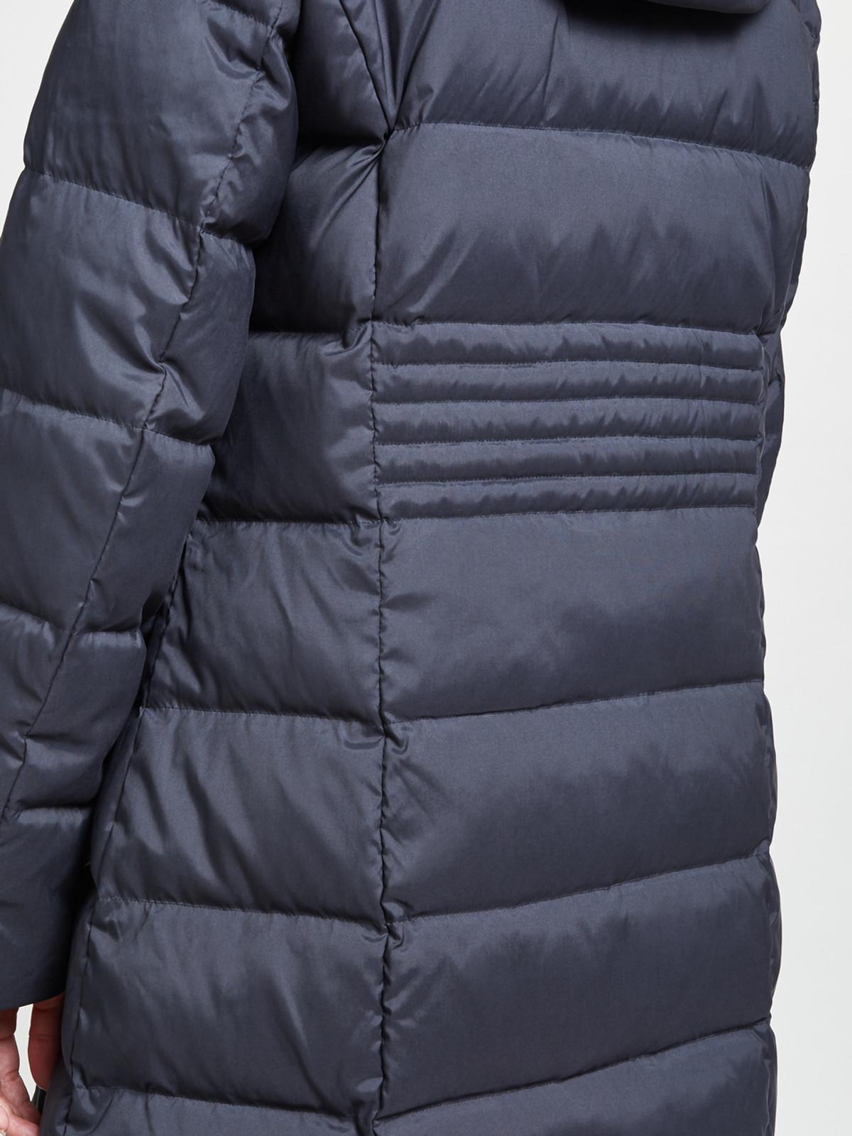 Puffa Coat, Black