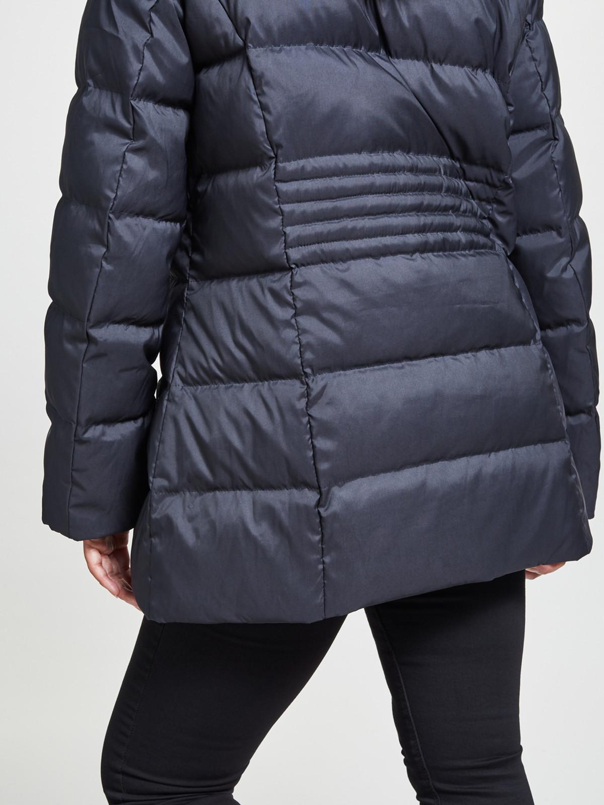 Puffa Jacket, Black