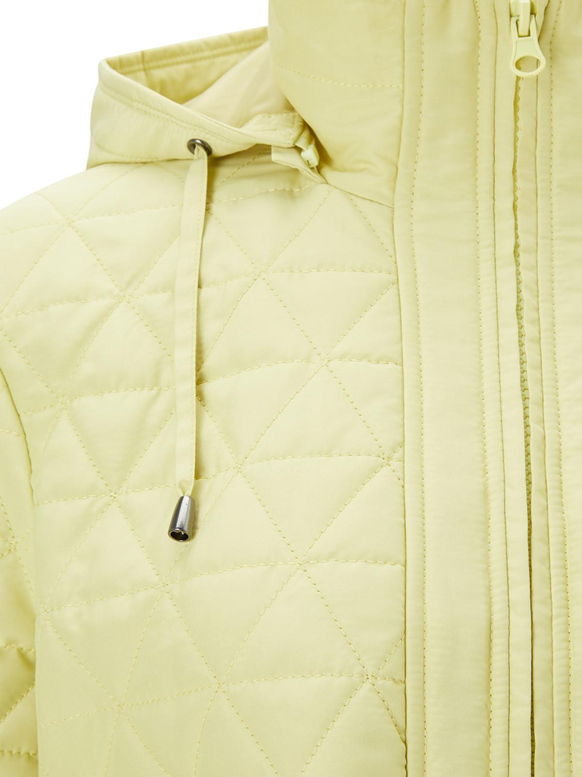 Quilt Jacket, Citrus