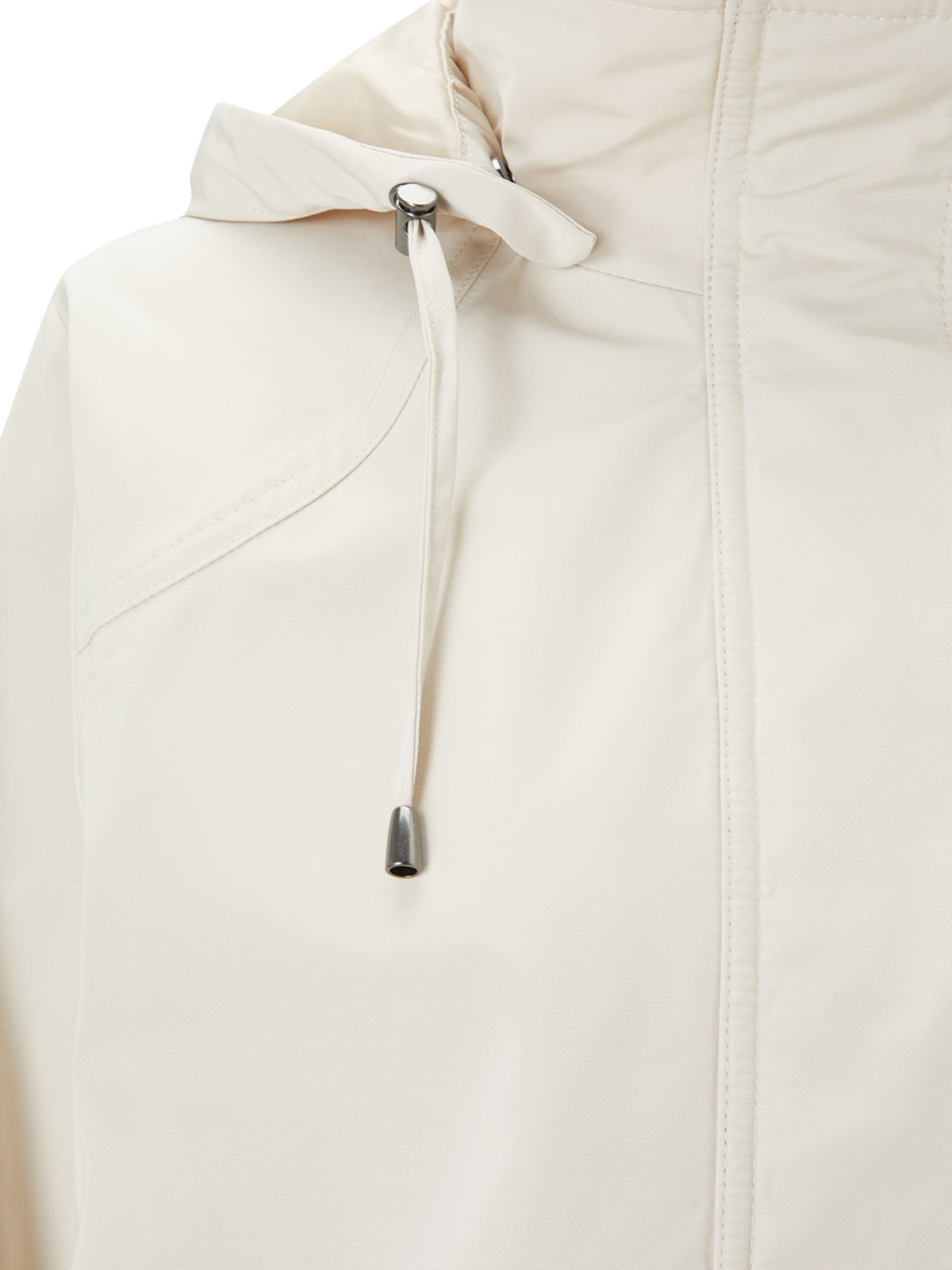 CAMBER – Long Performance Jacket, Stone