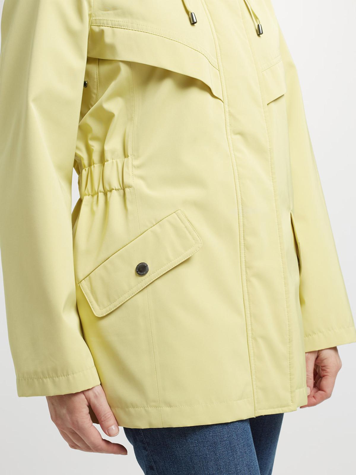 Short Performance Jacket, Citrus