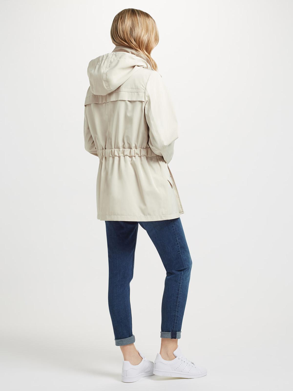 Short Performance Jacket, Stone
