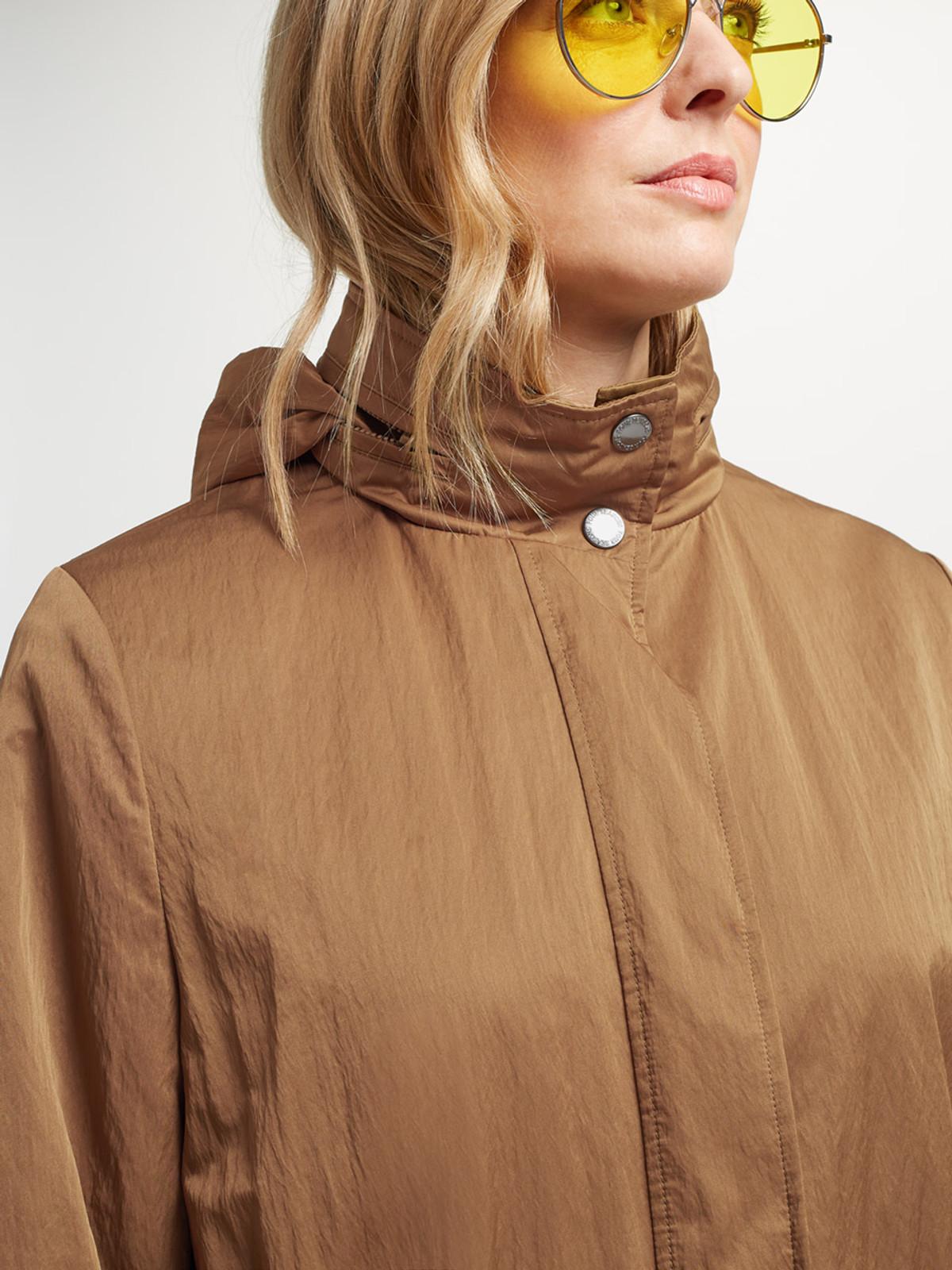 Parka Jacket, Bronze