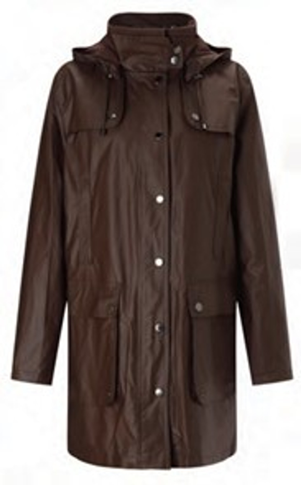 wax Jacket, Chocolate