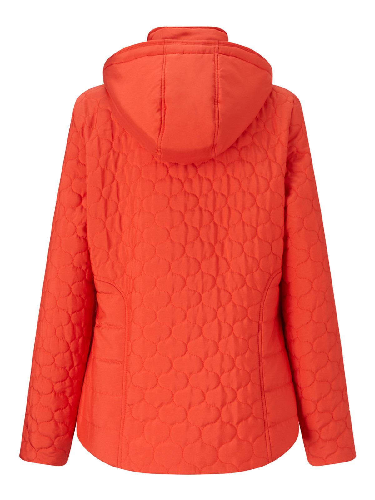 Quilted Jacket, Watermelon