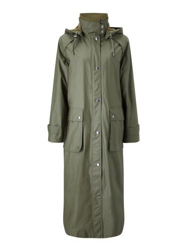 Wax Coat, Olive