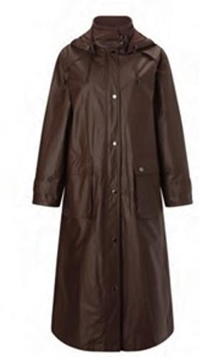 Wax Coat, Chocolate