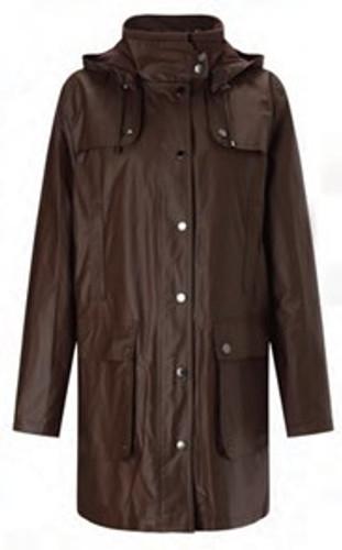 wax Jacket, Chocolate
