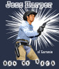 Robert Fuller - Jess Has My Back design. Created by Twin Wranglers