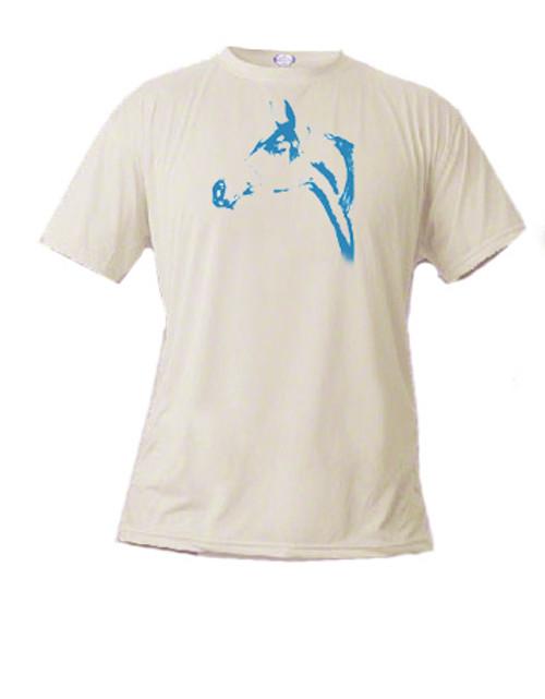 Kids Ghost Horse t-shirt - Arabian horse