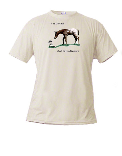 Kids Curious Colt T-shirt
