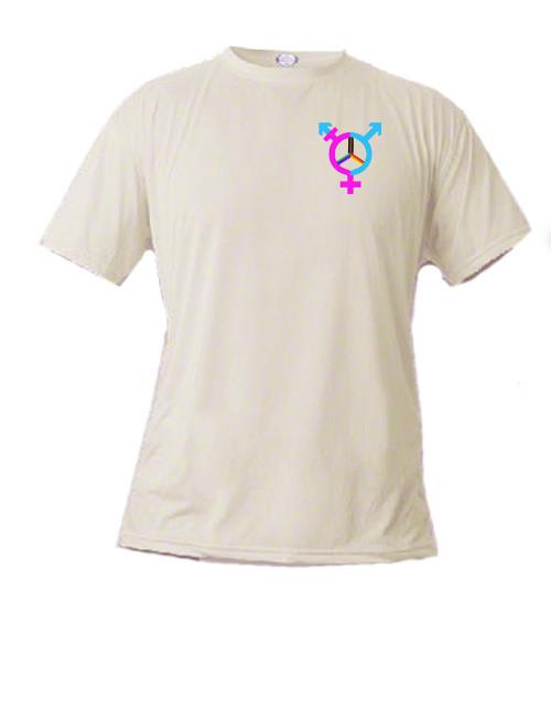 LGBTQ Transgender Peace T-shirt
