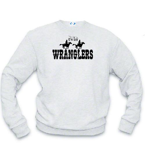 Twin Wranglers Sweatshirt