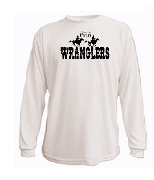 Twin Wranglers Long Sleeved T-shirt