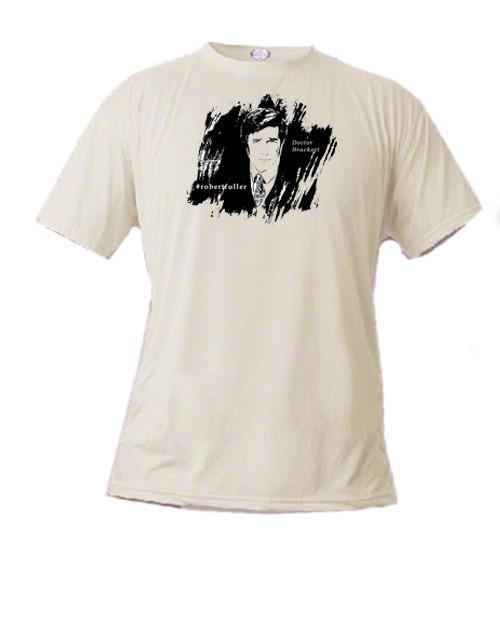 hashtag robertfuller - Doctor Brackett t-shirt
