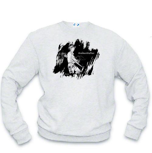 Robert Fuller Sweatshirt - #robertfuller - Jess