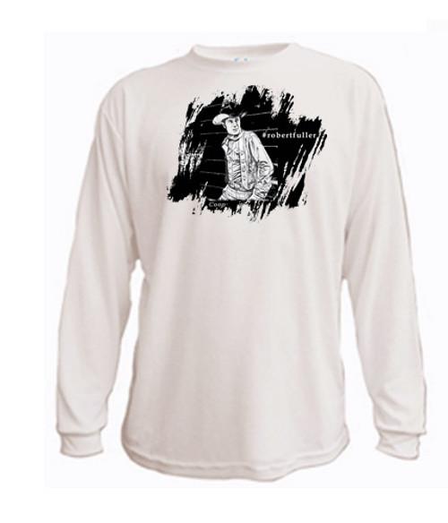 Robert Fuller long sleeved t-shirt - #robertfuller  - Coop