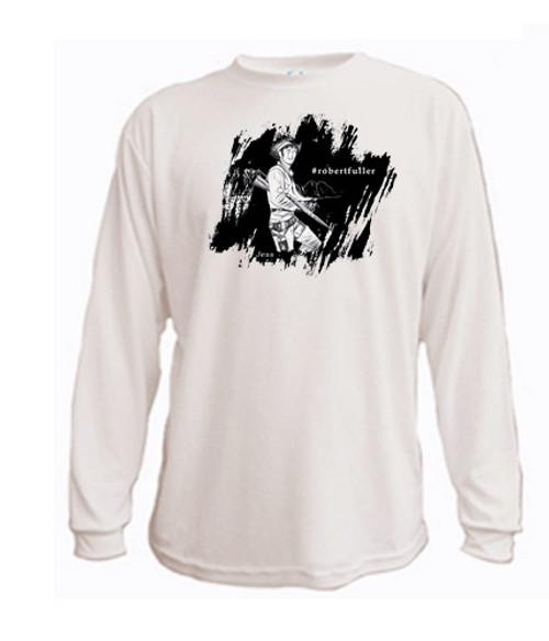 Robert Fuller long sleeved t-shirt - #robertfuller  - Jess
