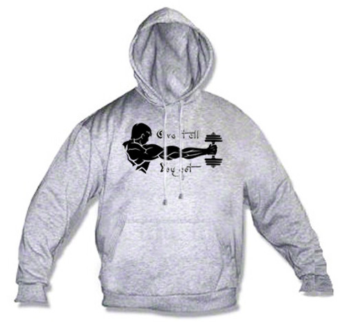 Athletic Hoodie - Give it all you Got
