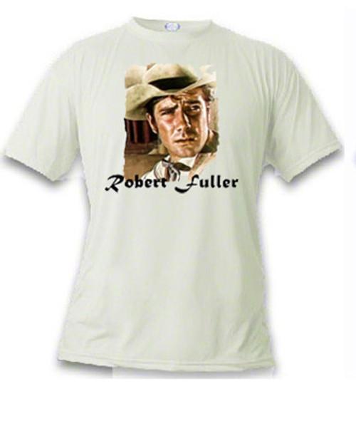 Robert Fuller T-shirt  -  Cooper Smith - Art