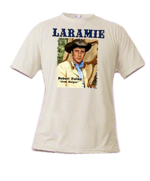 Robert Fuller T-shirt - Laramie - Jess Harper