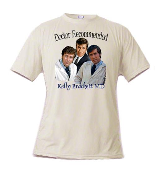 Robert Fuller T-shirt -  Doctor Recommended